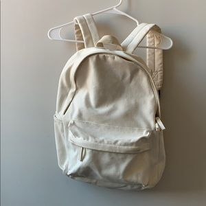 Muji Cotton Backpack